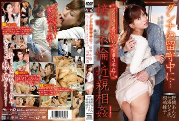 HAVD-883 Indecent And Three Pronged Affair Kiss Flynn Incest … Apartment Wife During Absence Of Husband