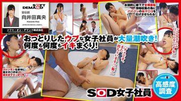 SHYN-021 SOD Female Employees A Sensuality Survey The Marketing Department Mao Mukaida