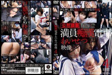 ID-047 Crowded Molestation Train Obscene Picture 4 Hours