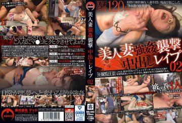 KRI-043 Beautiful Wife Rapist Attacks Cum Inside Rape 02