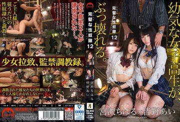 TKI-053 Perfect Sex Slave 12