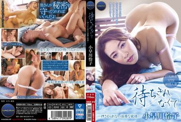 ANGR-010 I Can't Wait-I Can't Hold Down A Horny Lust Reiko Kobayakawa-