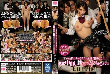 MIAE-324 Seven-day Plan Till The Bastard Daughter Yankee Cooperates With All The Classes To Crown Cumshot Cumshot Gangbangs Plan Sakihara Rin