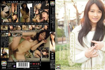 SHKD-403 Shou Nishino Desire Of Brother-in-law – Being Fucked In Front Of Husband