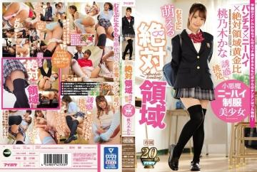 IPX-368 Moe Absolute Area Temptation Provocation Small Devil Knee High Uniform Pretty Momonogi Kana